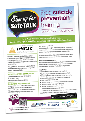 GRAPEVINE sign up for safetalk flyer b PR210717