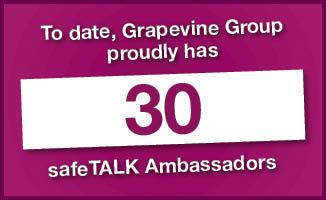 safetalk ambassador count